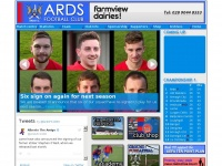 ardsfc.co.uk