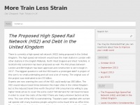 moretrainlessstrain.co.uk