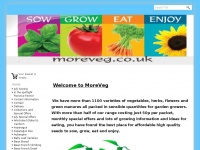 moreveg.co.uk