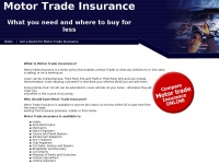 motortraderinsurance.org.uk
