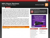 Mp4playerreviews.co.uk
