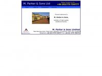 Mparkerandsons.co.uk
