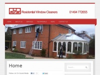 mpwresidentialwindowcleaners.co.uk