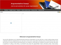 argumentativeessays.co.uk