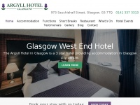argyllhotelglasgow.co.uk