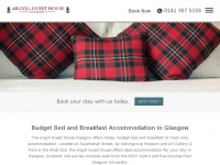 argyllguesthouseglasgow.co.uk