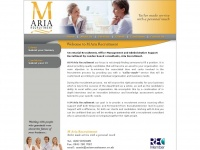 ariarecruitment.co.uk