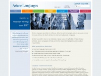 ariane-languages.co.uk