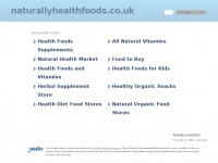 naturallyhealthfoods.co.uk