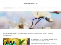 Aromatherapyoilsuk.co.uk