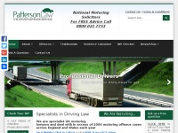pattersonlaw.co.uk