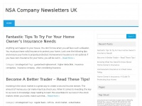 nsa-companynewsletters.co.uk