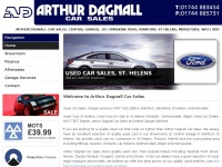 arthurdagnallcarsales.co.uk