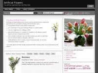 artificialflowers.org.uk