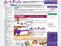 artifolk.co.uk