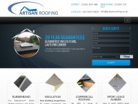 artisanroofing.co.uk