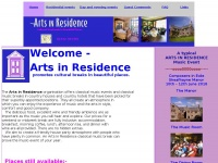 artsinresidence.co.uk