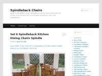 spindlebackchairs.co.uk