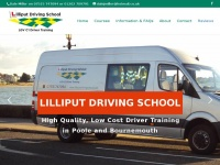 lilliputdrivingschool.co.uk