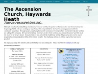 Ascensionchurch.co.uk