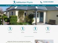 ashburtonphysio.co.uk
