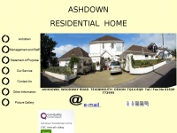 ashdowncarehome.co.uk