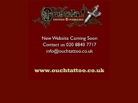 Ouchtattoo.co.uk