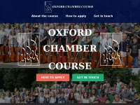 oxfordchambercourse.org.uk