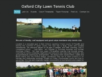 oxfordcitytennis.org.uk