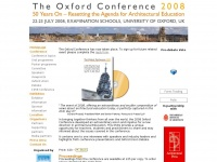 oxfordconference2008.co.uk