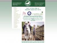 Oxmardyke-equestrian-centre.co.uk
