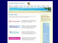packageholidaycompanies.co.uk