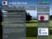 paisleygolfclub.co.uk