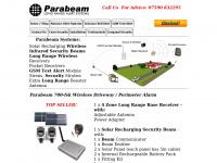 parabeam.co.uk
