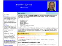 paracletesystems.co.uk
