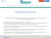 ashlandsvets.co.uk