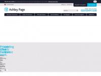ashleypage.co.uk