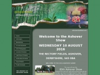 ashovershow.co.uk