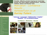 ashteadtutor.co.uk