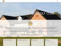 ashtononmerseygolfclub.co.uk