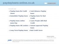Paydayloans-online.co.uk