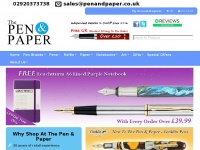 penandpaper.co.uk