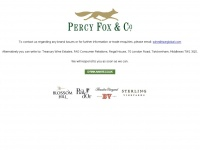 percyfox.co.uk