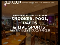 perfectionsnooker.co.uk