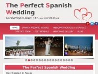 perfectspanishweddings.co.uk