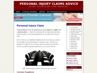 personal-injury-claims-advice.co.uk
