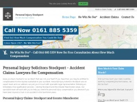 personalinjurysolicitorsstockport.co.uk
