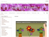 aspectsofflowers.co.uk