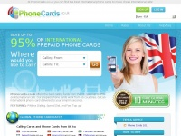 phonecards.co.uk