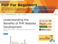 php-for-beginners.co.uk